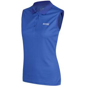 Regatta Tima t-shirt Dames blauw